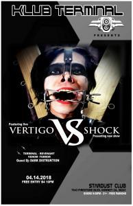 Vertigo Shock live @Klub terminal Downey CA