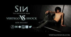 Sin Banner Vertigo Shock
